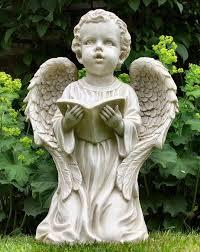 angel statues garden angels