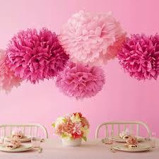 Tissue Paper Pom Poms Flower Balls 40cm Pom Pom Tissue Paper Pom Poms Flower Balls Party Wedding Home Birthday Tea Party Decorations