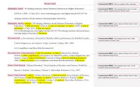 Creating A Works Cited Page The Word On College Reading And Writing