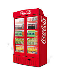 glass door coca cola refrigerators sc
