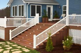 composite deck railing options