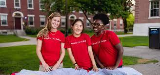 summer pre college ra staff