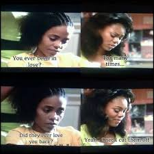 Love And Basketball Quotes Amazing Out Of All The Times I've Seen Love And Basketball I Never Really