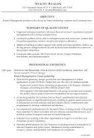 Resume Examples Of Leadership Skills Examples Leadership Resume