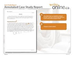 Write Online Case Study Report Writing Guide Parts Of A Case Study