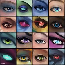 female heroes eyes can you guess them all dota2