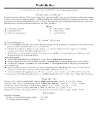 professional certified substitute teacher templates to showcase resume templates certified substitute teacher