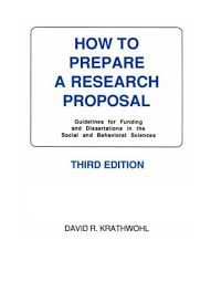 What Is The Research Proposal Magnificent How To Prepare A Research Proposal Guidelines For Funding And