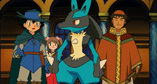 Star Toons India: Pokémon: Lucario and the Mystery of Mew HINDI Full Movie  [HD] [CN India]