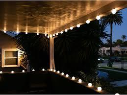 Led String Lights Outdoor White Ball