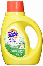 Light Duty Detergent Definition A History Of Tide Laundry Detergent