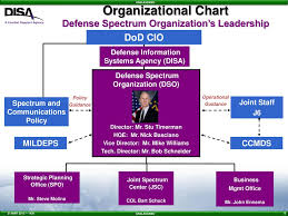 Disa Cio Org Chart Joint Service E3 Spectrum Training Working Group Ppt