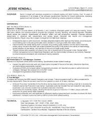 Test Manager Cv Qa Sample Resume 1 Large Compatible Include Qa Test
