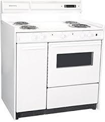 summit wem430kw kitchen electric cooking range white 40 electric range n7