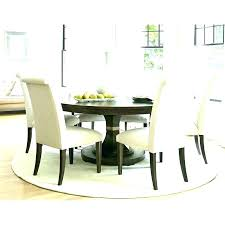 white round dining table set and chairs wood modern room sets wit