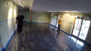 Image Metallic Epoxy Basement Epoxy Floor Video Youtube Basement Epoxy Floor Video Youtube