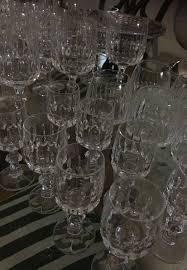 waterford crystal glassware set