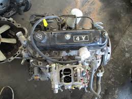 Toyota Hilux 4Y Engine for Sale | Junk Mail