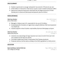 Child Care Resume Childcare Director Sample Pic Examples R Custom Child Care Resume Sample