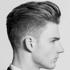 short hairstyles for men with cowlicks
