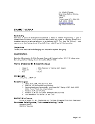 business resume it fresher resume business schedule templates