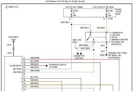 1991 honda accord wiring diagram 1992 honda accord stereo wiring diagram at 1991 Honda Accord Wiring Diagram