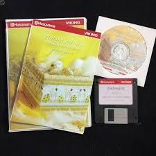 Husqvarna Designer 1 Embroidery Disks Husqvarna Viking Designer 1 Embroidery Disk 70 Happy Sseasons Multi Format Cd