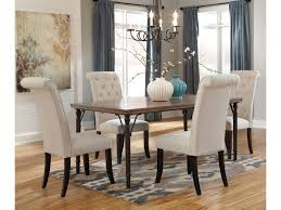 Ashley Signature Design Tripton 5-Piece Rectangular Dining Room ...