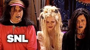 <b>Goth</b> Talk: Christina Ricci - Saturday Night Live - YouTube