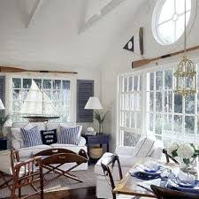 from oar racks to curtain rods to handrails people are finding creative uses for oars but most often we see them mounted on walls via coastal living