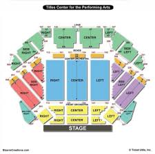 Tilles Center Seating Chart Seating Chart