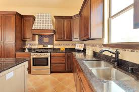 it s kitchen was adorned with uniquely crafted wood cabinetry granite countertops and
