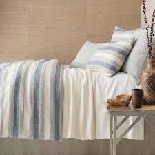 home bedding bath by brand pine cone hill duvet covers shams pine cone hill newton linen denim duvet cover