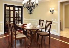 Dining Wood Table - Dark wood dining room tables