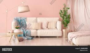 Tulip 4 Light Floor Lamp Interior Design Modern Image Photo Free Trial Bigstock