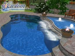 fiberglass pools with tanning ledge. Beautiful With Fiberglass Spa Intended Pools With Tanning Ledge D