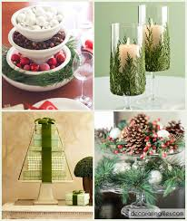 Perfect Easy Make Christmas Table Decorations Excellent Easy Make Christmas Table  Decorations Cool Inspiring Ideas With