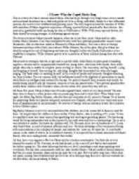 i know why the caged birds sing ib essay international  home · international baccalaureate · world literature page 1 zoom in