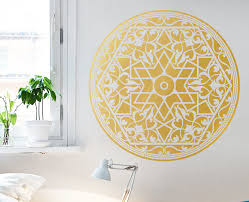 arabic pattern on wall art decals nz with arabic pattern your decal shop nz designer wall art decals