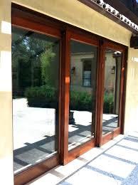sliding patio doors repair patio glass door repair sliding patio door repair cost to replace glass in sliding patio door