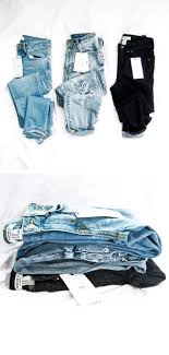 DOUBLE DOWN ON DENIM FOR BTS WHO WORE IT BETTER.