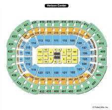 Capital One Arena Washington Dc Seating Chart View