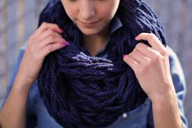 Knitted Infinity Scarf Pattern New Ideas