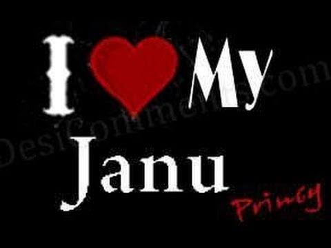 i love you my jaanu