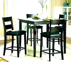 top table kitchen set tall pub table kitchen high top tables set round bar and chairs