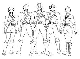 Power Rangers Coloring Books Power Rangers Coloring Page Top Free