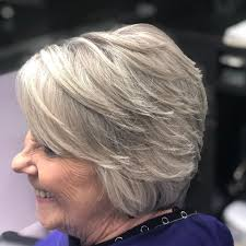 Short hairstyles & colors for fine hair. 60 Popular Haircuts Hairstyles For Women Over 60