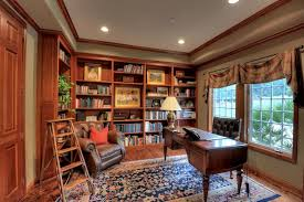 Collect this idea 30 Classic Home Library Design Ideas (14)