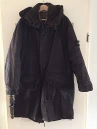 stone island summer winter coat
