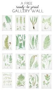 free wall decor prints